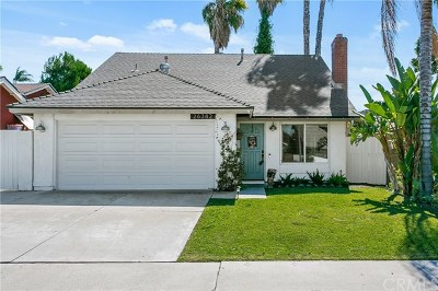 Mission Viejo CA Single Family Home For Sale: $709,900