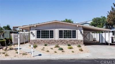 Murrieta Single Family Home For Sale: 28890 Camino Alba