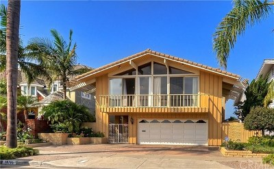 Huntington Beach Single Family Home For Sale: 16795 Bolero Lane