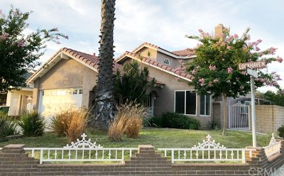 Irvine Single Family Home For Sale: 4651 Lockhaven Circle