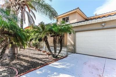 Lomita Single Family Home For Sale: 25961 Eshelman Ave