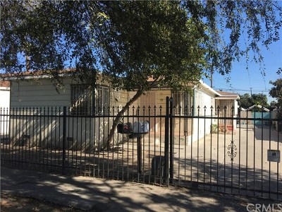 Compton Multi Family Home For Sale: 1616 N Willowbrook Avenue