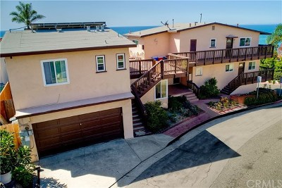 San Clemente Multi Family Home For Sale: 501 Monterey Lane