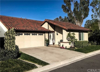 Mission Viejo Single Family Home For Sale: 28421 Barbosa