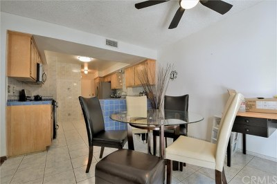 Santa Clarita, Newhall, Saugus, Valencia, Canyon Country Condo/Townhouse Active Under Contract: 25249 Avenida Dorena