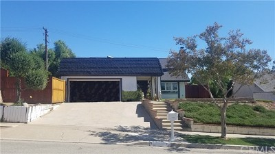 Brea Single Family Home For Sale: 606 Olive Avenue
