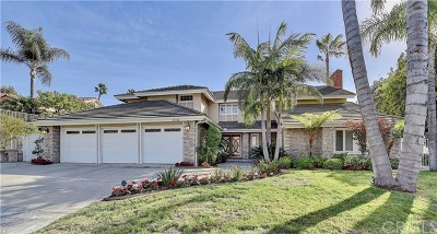 Laguna Hills Single Family Home For Sale: 25302 Stageline Drive