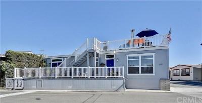 Huntington Beach Single Family Home For Sale: 80 Huntington #630