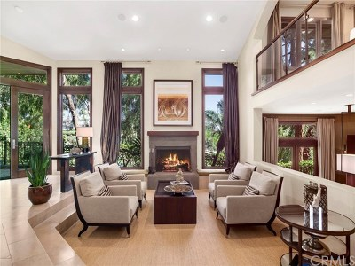 Newport Beach Single Family Home For Sale: 2907 Cliff Drive