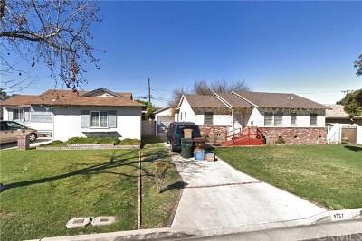 Hacienda Heights Single Family Home For Sale: 1337 Pontenova Avenue