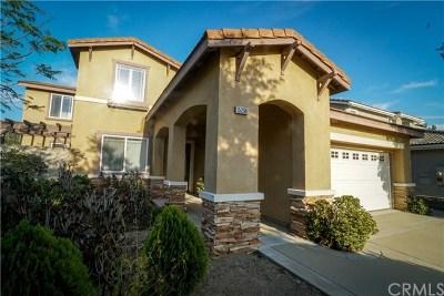 Fontana Single Family Home For Sale: 15296 Cerritos Street