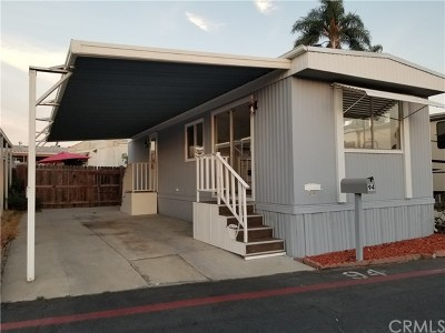 Mobile Home For Sale: 23701 Western