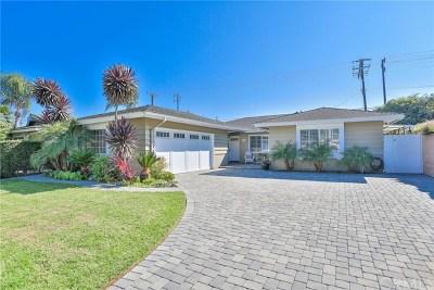Huntington Beach Single Family Home For Sale: 6062 Medford Drive