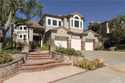 Laguna Niguel Single Family Home For Sale: 23 Emerald Glen
