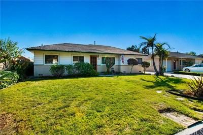 Duarte Single Family Home For Sale: 2522 Freeborn Street