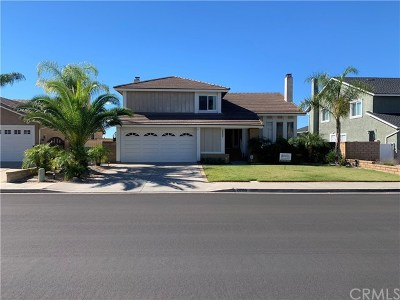 Mission Viejo Single Family Home For Sale: 28166 Amable