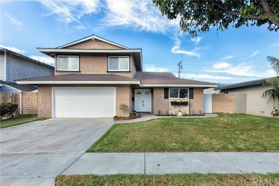 Huntington Beach Single Family Home For Sale: 9411 Nantucket Drive