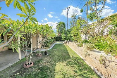 Orange Single Family Home For Sale: 1543 E Fairway Drive