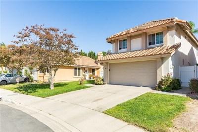 Rancho Santa Margarita Single Family Home For Sale: 18 Los Abitos