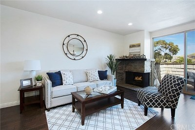 Dana Point Condo/Townhouse For Sale: 33422 Valley View Court #5