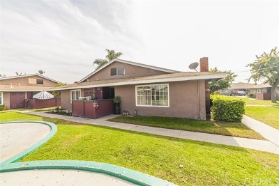 Anaheim Condo/Townhouse For Sale: 9166 Cerritos Avenue #65
