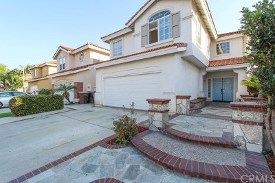 Garden Grove Single Family Home For Sale: 8712 Summercrest Circle