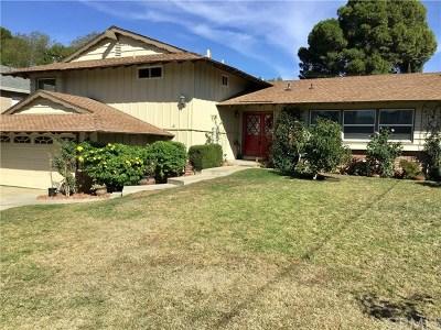 Jurupa Single Family Home For Sale: 7846 Paisano Way