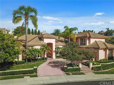 Laguna Niguel Single Family Home For Sale: 3 Poppy Hills Road