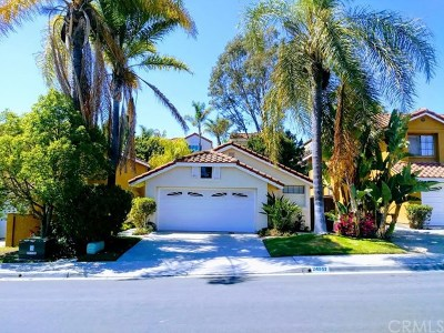 Laguna Niguel  Single Family Home For Sale: 24951 Mansilla Street