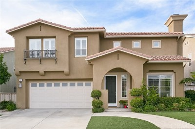 Rancho Santa Margarita Single Family Home Active Under Contract: 47 Via Villario