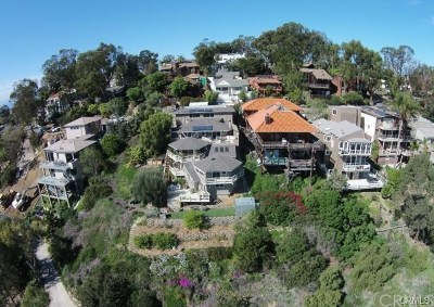 Laguna Beach Single Family Home For Sale: 28772 Top Of The World Drive