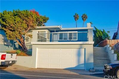 San Clemente Rental For Rent: 215 Avenida Santa Barbara #B