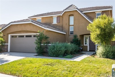 Menifee Single Family Home For Sale: 30363 Dapple Gray Way