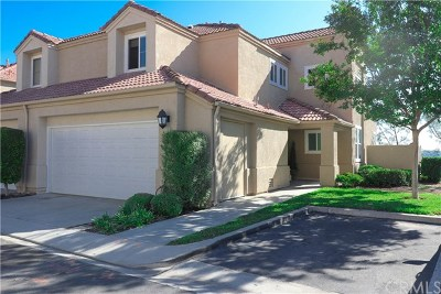 Aliso Viejo Condo/Townhouse Active Under Contract: 18 Donatello