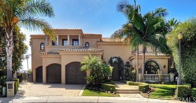 Laguna Niguel Single Family Home For Sale: 16 Carmel Woods