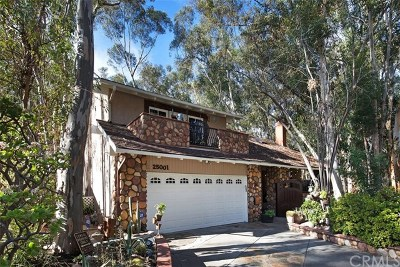 Lake Forest Single Family Home For Sale: 25001 Rivendell Drive