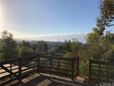 Mission Viejo Single Family Home For Sale: 26482 Valpariso Drive