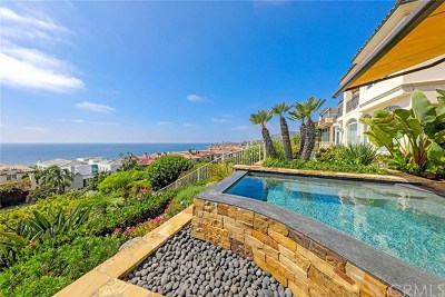 Dana Point Single Family Home For Sale: 70 Ritz Cove Drive