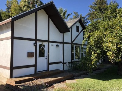 Reseda Single Family Home For Sale: 7545 Darby Avenue