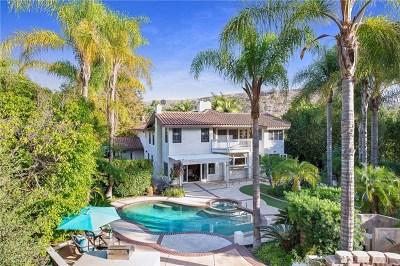 San Juan Capistrano Single Family Home For Sale: 29801 Monarch Drive