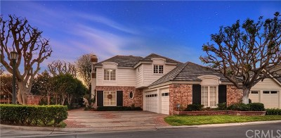 Huntington Beach Single Family Home For Sale: 19565 Woodlands Drive