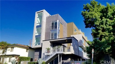 West Hollywood Condo/Townhouse For Sale: 1040 N Spaulding Avenue #1