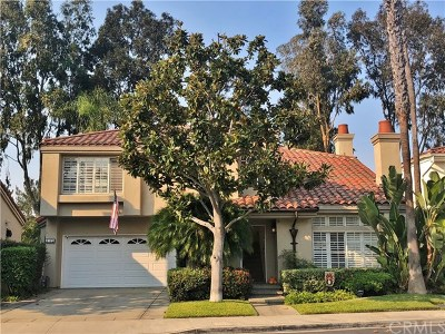 Newport Beach Single Family Home For Sale: 3173 Corte Portofino