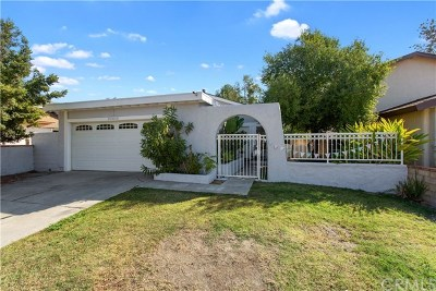 Mission Viejo Single Family Home For Sale: 21872 Calabaza