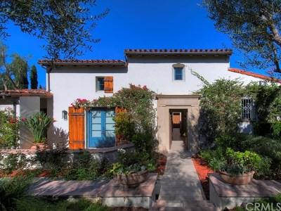 Orange County Single Family Home For Sale: 23 Jewel Flower