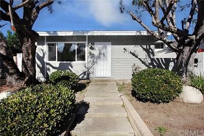 San Clemente Multi Family Home For Sale: 132 Avenida Florencia