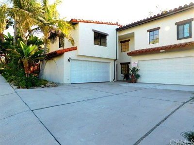 San Clemente Condo/Townhouse For Sale: 305 Cazador Lane #2