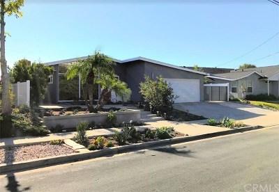 Dana Point Single Family Home For Sale: 25282 Staysail Drive