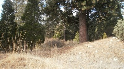 Lake Arrowhead CA Residential Lots & Land For Sale: $249,900