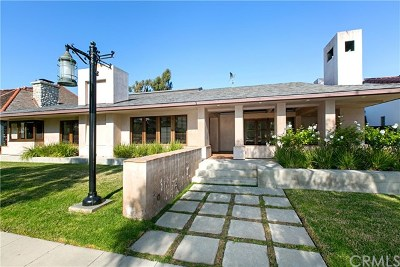 Lantern Village Central (Ldc) Single Family Home For Sale: 24641 El Camino Capistrano